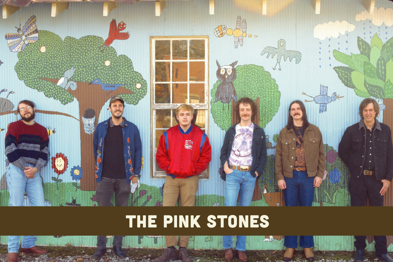 The Pink Stones