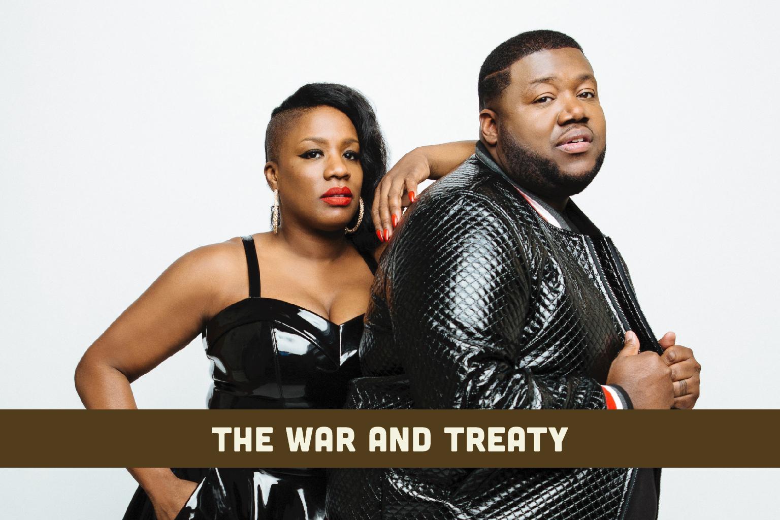The War And Treaty